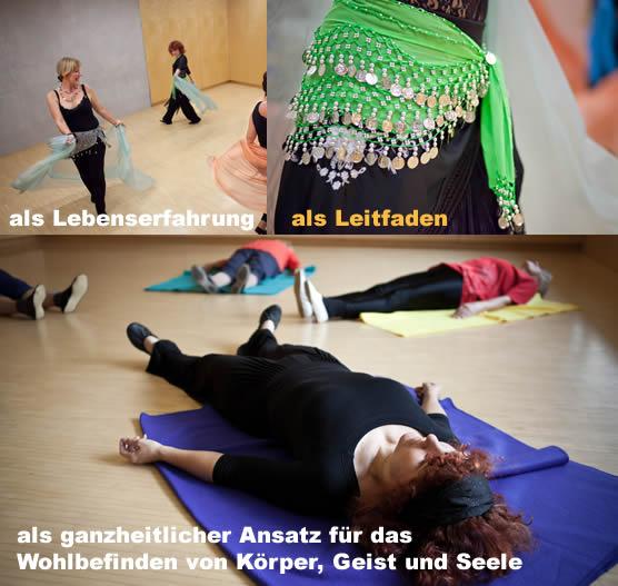 Tanztherapie Hildegard Winkler